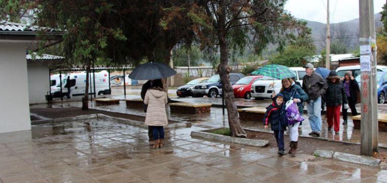 Photo of Precipitaciones se registrarán durante esta semana en el Valle del Elqui