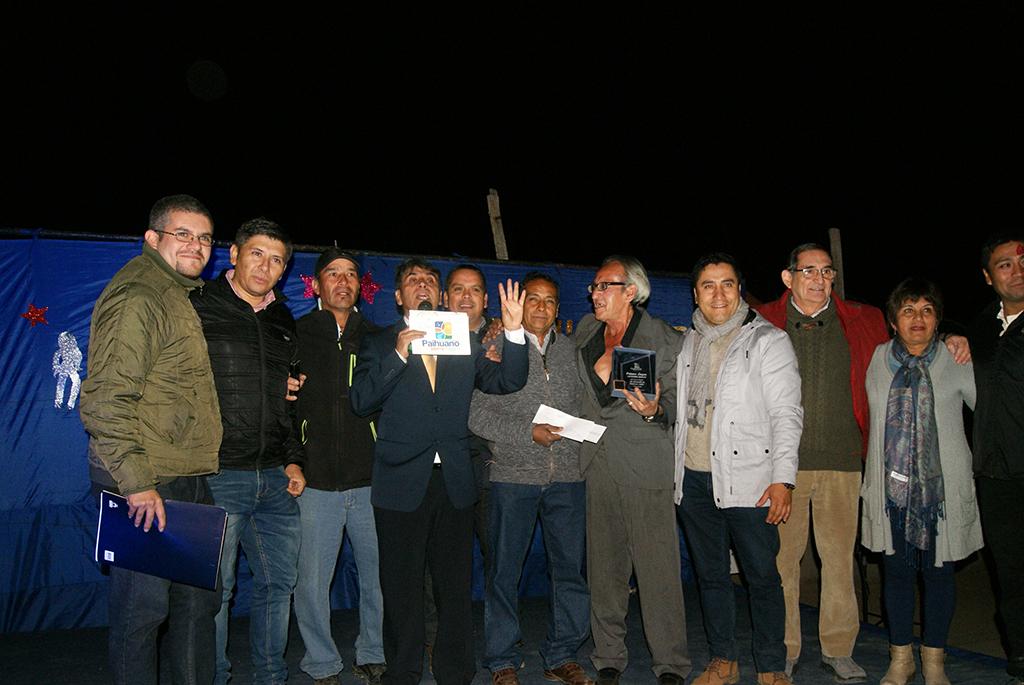 Photo of Vicuña obtuvo el primer lugar en el Festival de la Voz Quebrada de Paihuano Canta