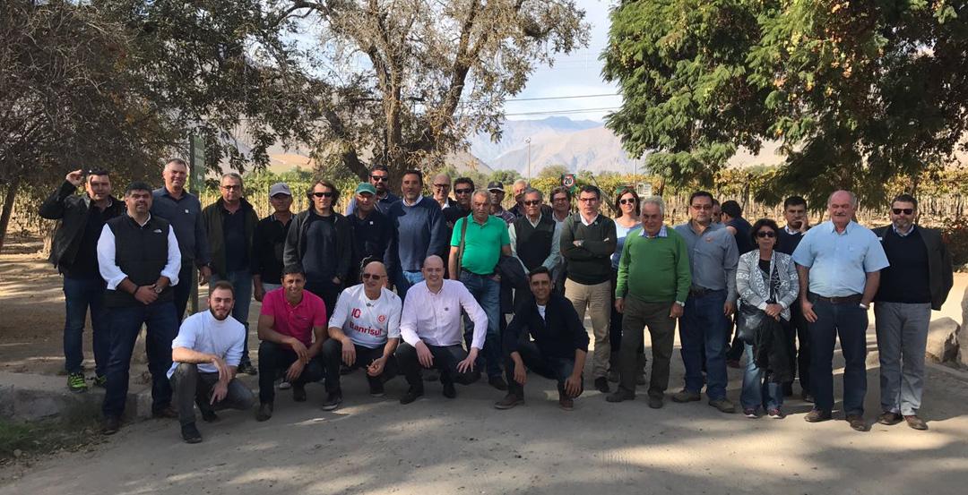 Photo of En Paihuano y Vicuña tuvo lugar la primera jornada del Foro Mundial de Cooperativas Vitivinícolas