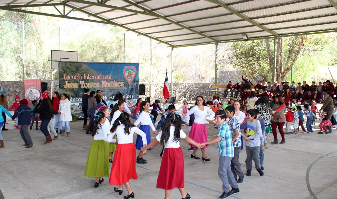 Photo of Escuela Intercultural de Diaguitas conmemora con diversos hitos el Día del Patrimonio