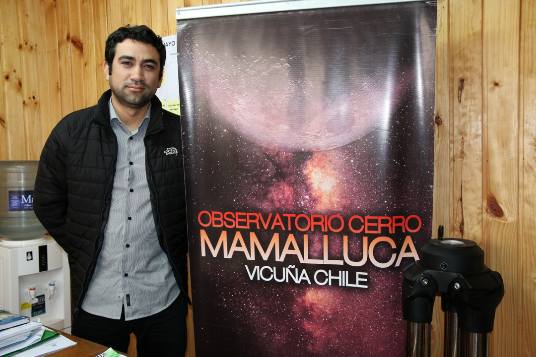 Photo of Observatorio Cerro Mamalluca formará parte de una red de observatorios en la comuna de Vicuña