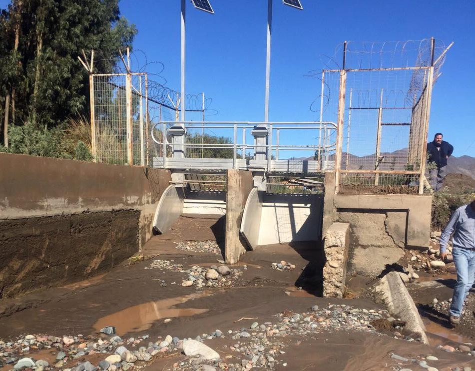 Photo of Junta de Vigilancia del Río Elqui informa cierre de canales