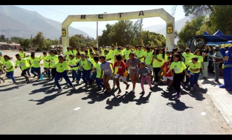 Photo of Invitan a participar de un corrida familiar en Vicuña