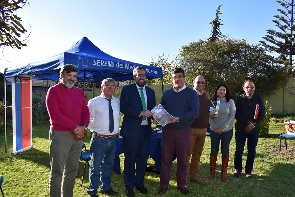 Photo of Subsecretario del Medio Ambiente recibe plan de conservación de Santuario de la Naturaleza en el Valle de Elqui