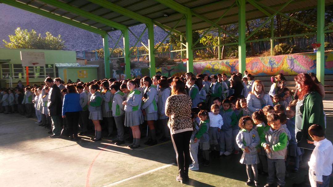 """Photo of Escuela Edmundo Vidal Cárdenas lanza programa de """"Buen trato y estilos de vida saludable"""""""