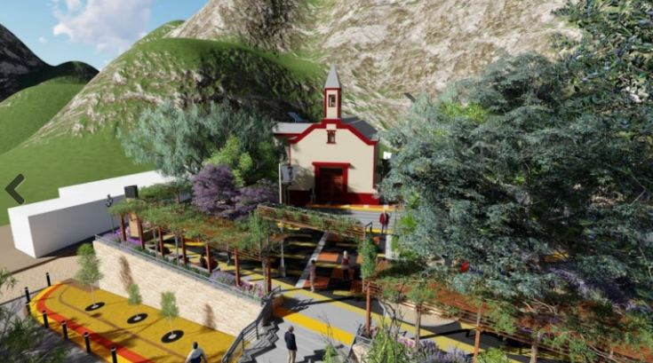 Photo of Presentan diseño de remodelación para plaza de Quebrada de Paihuano