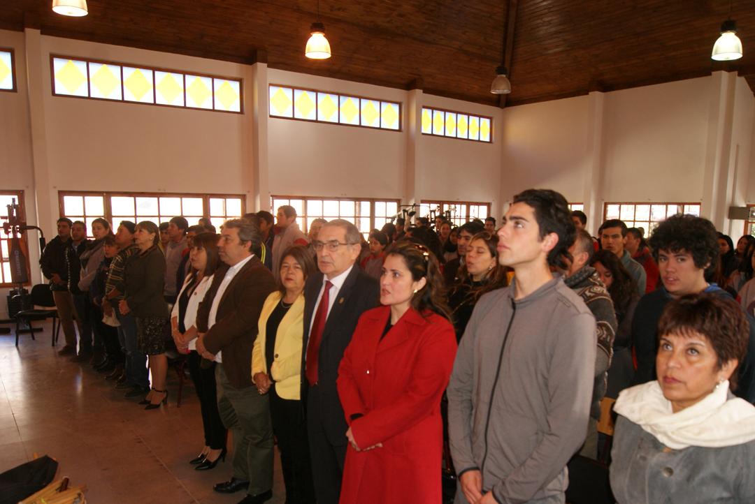 Photo of Liceo Mistraliano de Paihuano celebró su décimo segundo aniversario