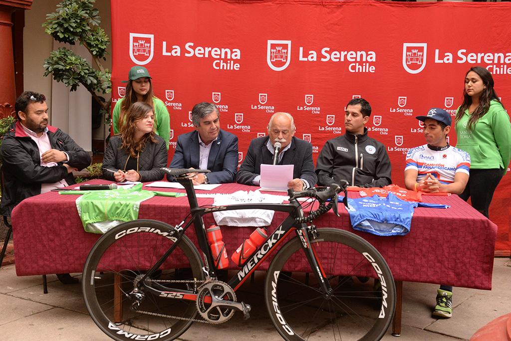Photo of Vuelta Ciclista Valle del Elqui se desarrollará este fin de semana entre La Serena y Vicuña