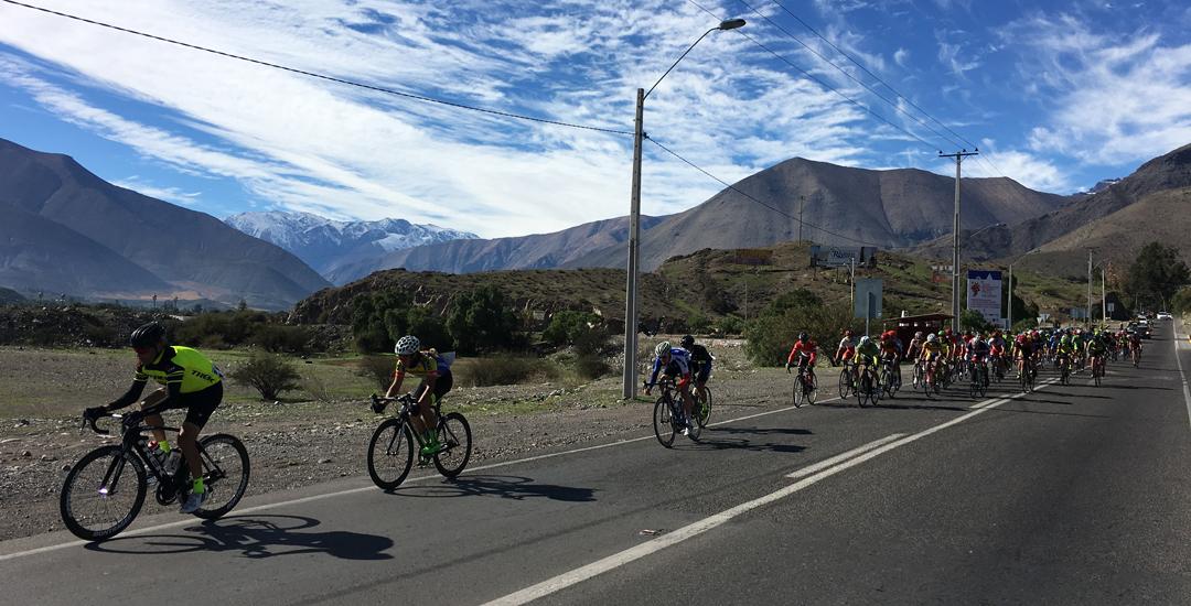 Photo of Con gran éxito se desarrolla la Vuelta Ciclista Valle del Elqui que unió La Serena con Vicuña