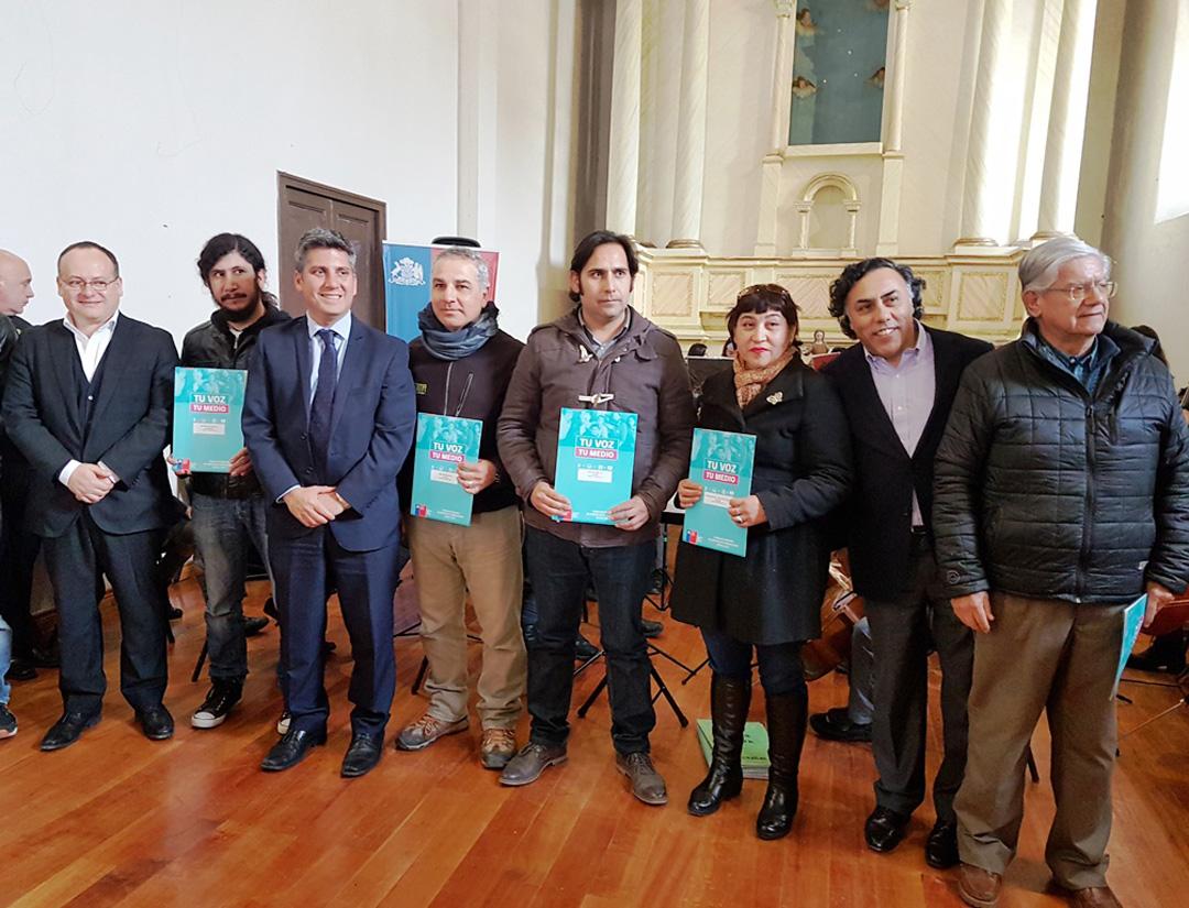 Photo of Dos medios de Vicuña logran ser parte de los Fondos de Medios 2017 del Gobierno Regional