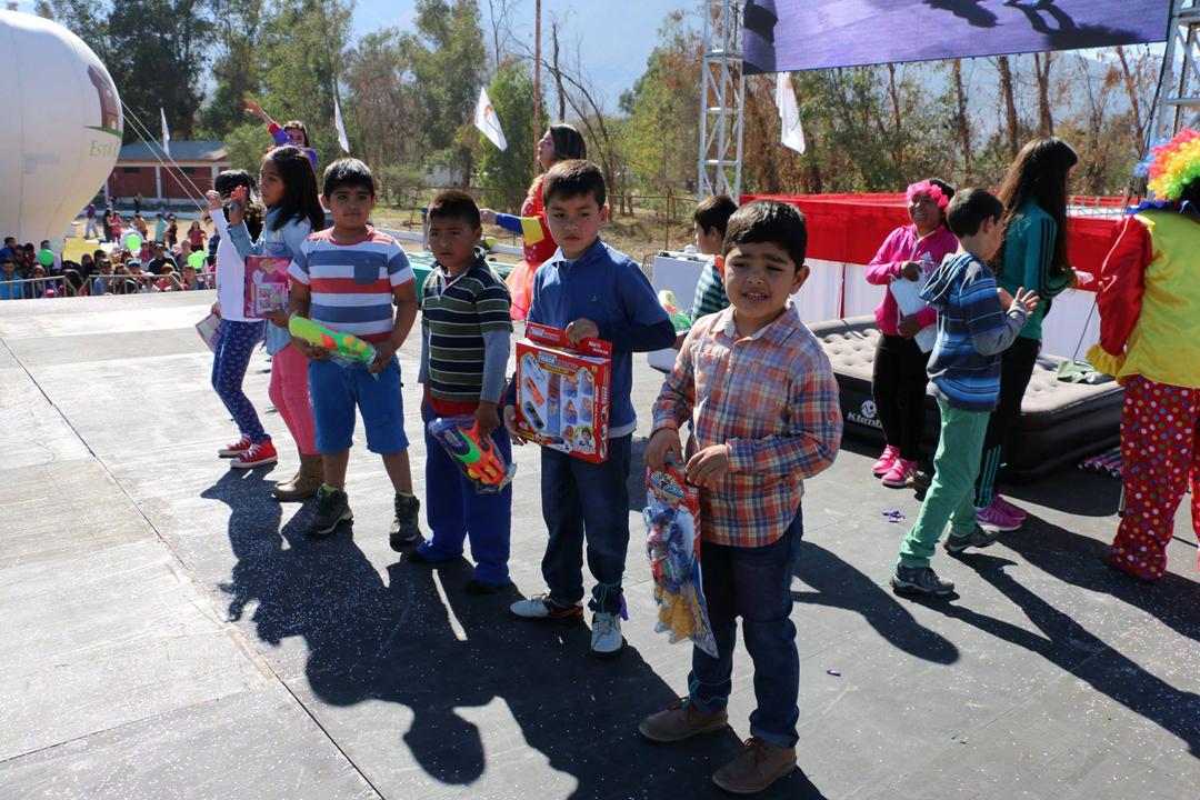 Photo of Vicuña celebrará a los niños y niñas su día este domingo 06 de agosto en el Estadio Municipal