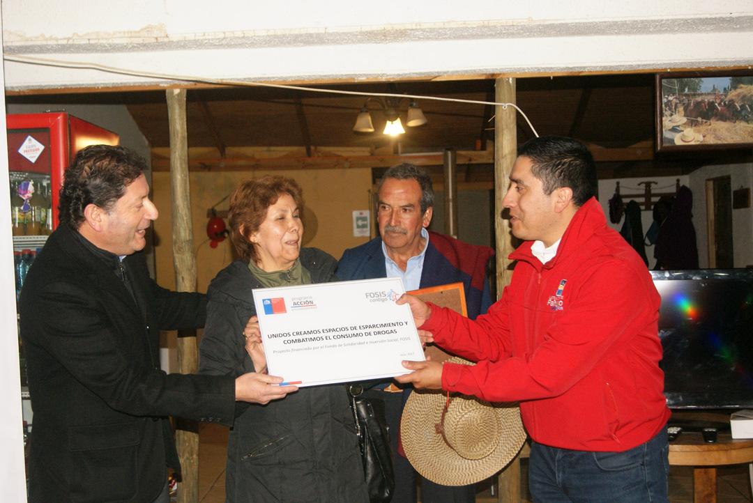 Photo of Con recursos del FOSIS hermosean sector de Montegabriela en la localidad de Montegrande