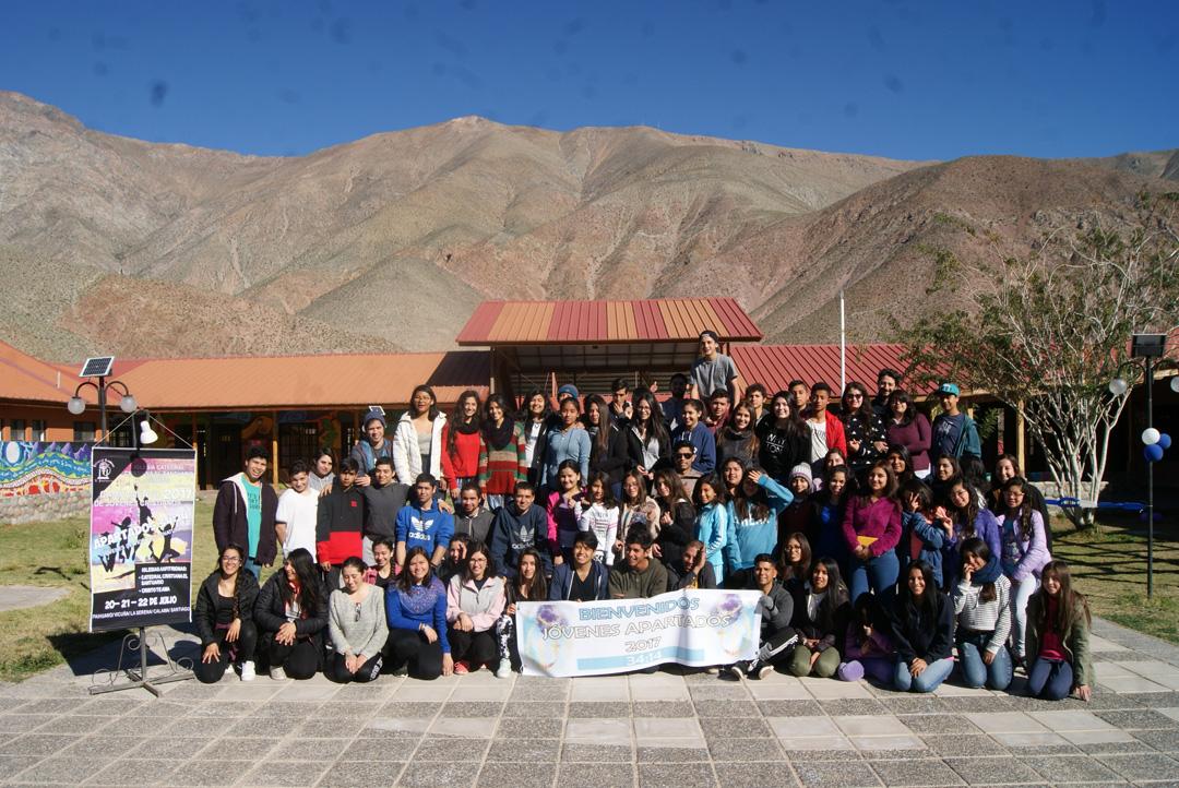 Photo of Encuentro interregional de jóvenes cristianos tuvo lugar en la comuna de Paihuano