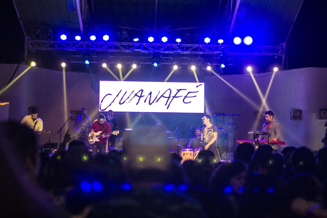 """Photo of """"JuanaFé"""" cerró las actividades culturales del Concert Valle de invierno en Vicuña"""