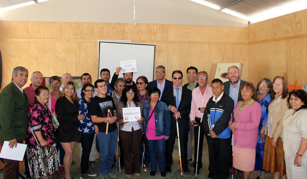 """Photo of Personas con discapacidad de Vicuña invitan a participar de actividad  """"Me pongo en tu lugar"""""""