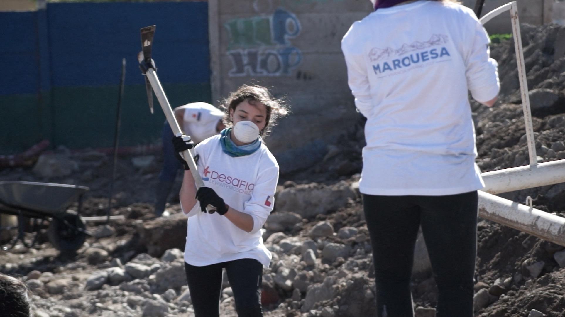 Photo of Desafío Levantemos Chile llega hasta Marquesa para contribuir con la comunidad