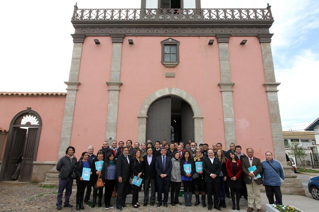 Photo of Gobierno entrega recursos a treinta y ocho medios de comunicación de la región de Coquimbo