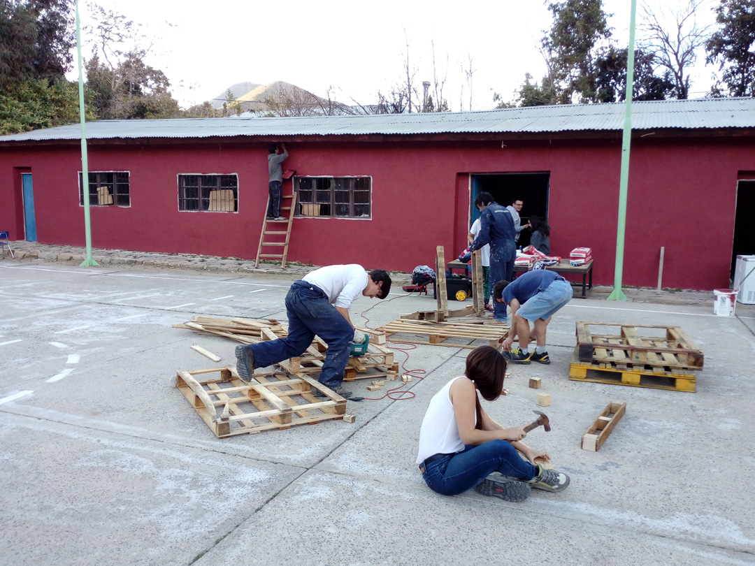 Photo of Agrícolas  Bellavita y Cochiguaz junto al  Programa Vive realizan mejoramientos en Montegrande
