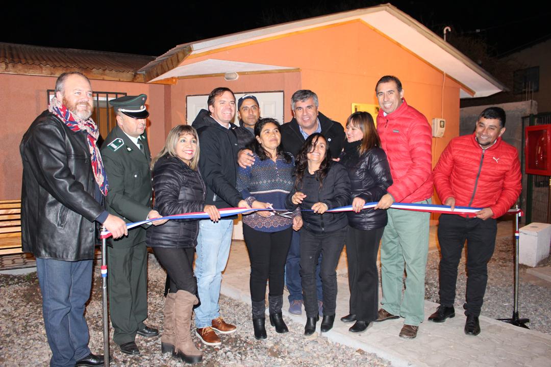 Photo of Invierten más de $25 millones en mejoramiento de sede social de la Villa Observatorio de Vicuña