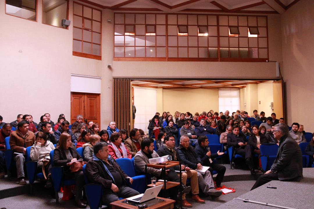 Photo of Realizan seminario para analizar la ley 20.922 que modifica las plantas municipales del país