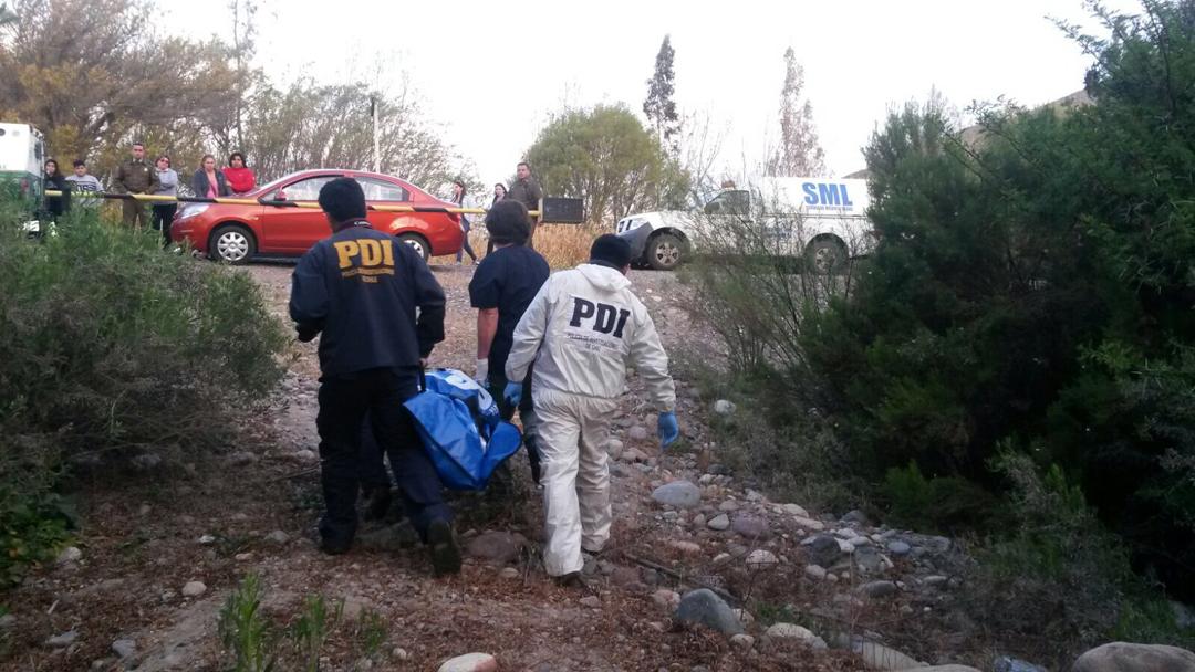 Photo of PDI investiga hallazgo de cadáver en Río Elqui: se trataría de joven desaparecido hace una semana