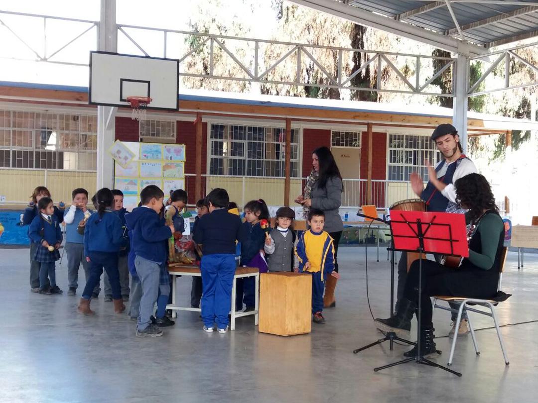 """Photo of Alumnos de la escuela de El Tambo conmemoran el """"Mes Nerudiano"""" con diversas actividades"""