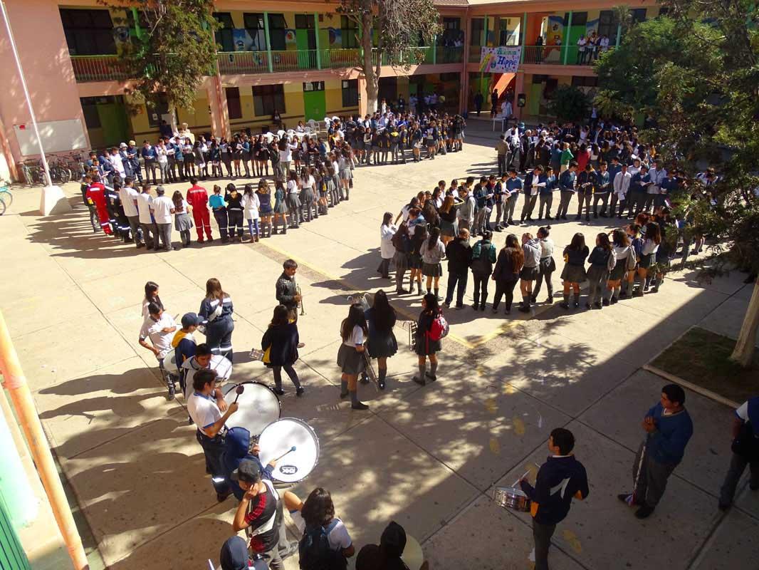 Photo of Liceo Carlos Mondaca Cortés de Vicuña convoca al  Primer Festival de la Canción en Inglés