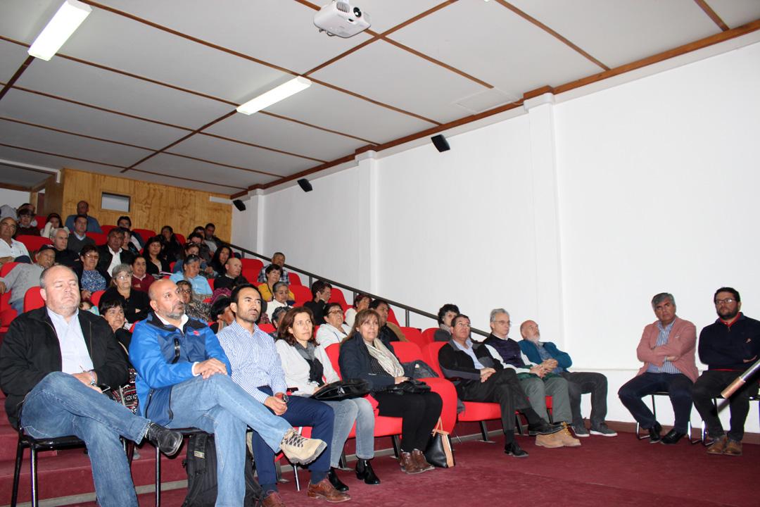 Photo of En Vicuña se vivió el segundo conversatorio del proyecto Túnel de Agua Negra