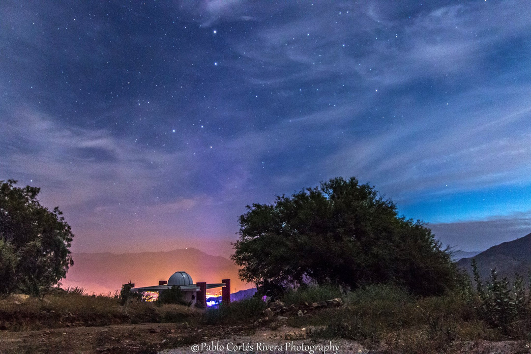 Photo of Vicuña busca consolidarse como la capital mundial del turismo astronómico