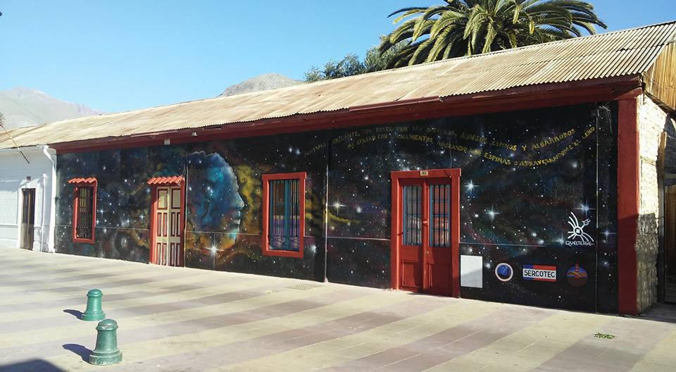 Photo of Vicuña suma un nuevo atractivo turístico con Ruta de los Murales Astronómicos
