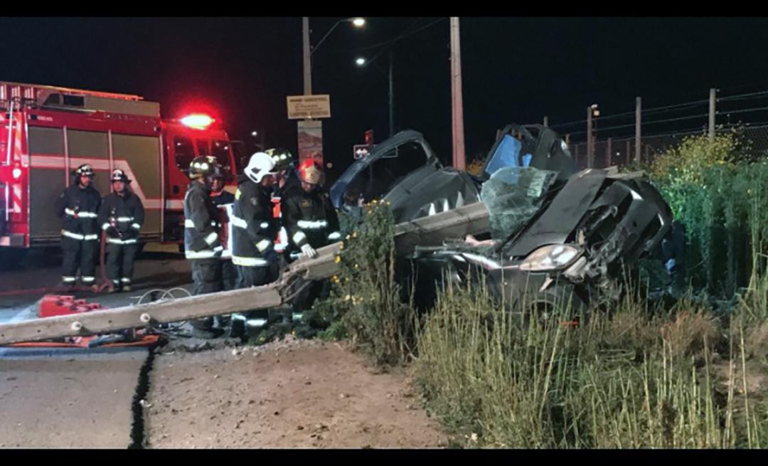 Photo of Joven fallecido en accidente era de la elquina localidad La Calera