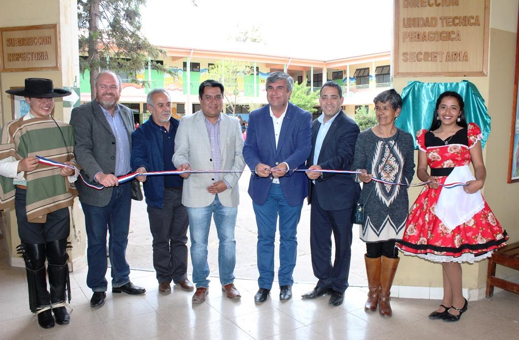 Photo of Liceo de Vicuña estrena paneles fotovoltaicos para su autoconsumo