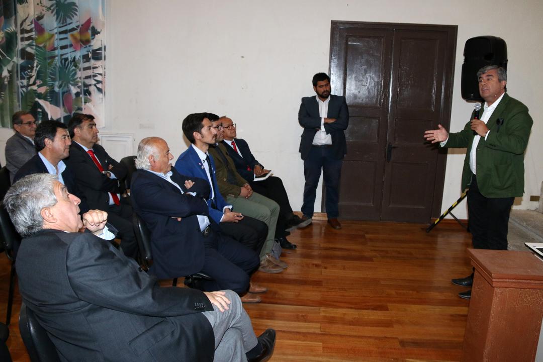 Photo of Alcaldes de la región se alinean por presupuestos y por las leyes sin financiamiento