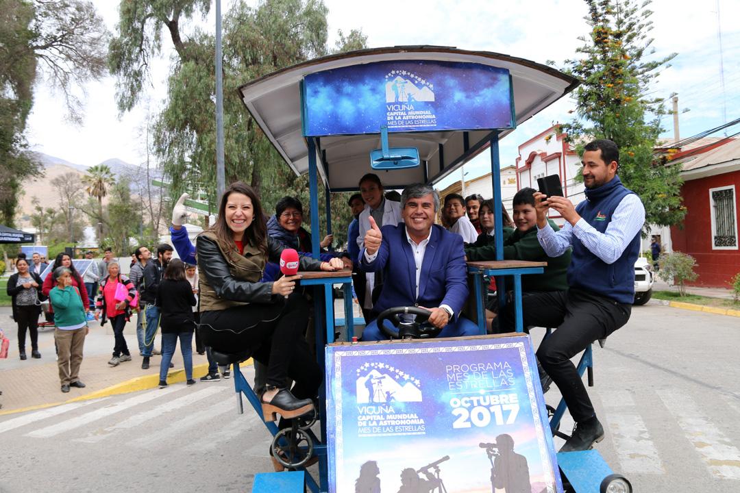 Photo of Mes de las Estrellas comienza su última semana de celebración en Vicuña