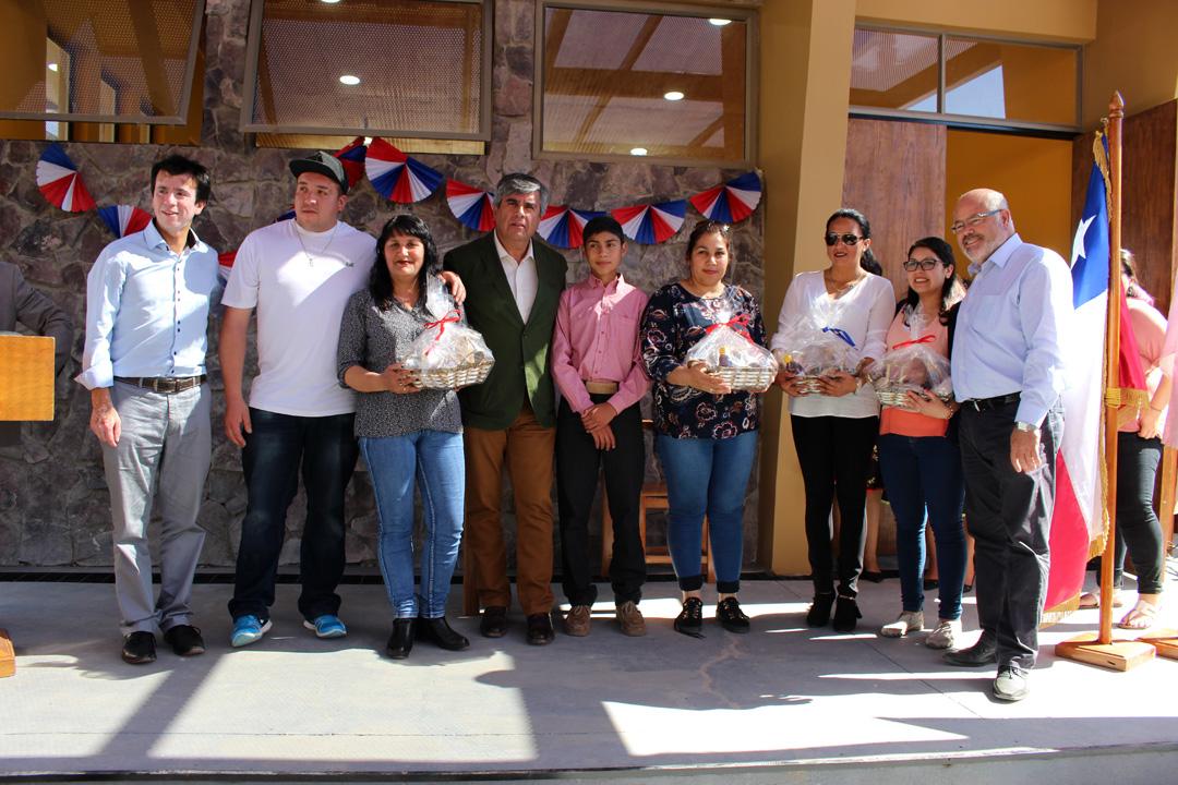 """Photo of Vicuña fue la sede del encuentro regional del programa vecinal """"Quiero Mi Barrio"""""""