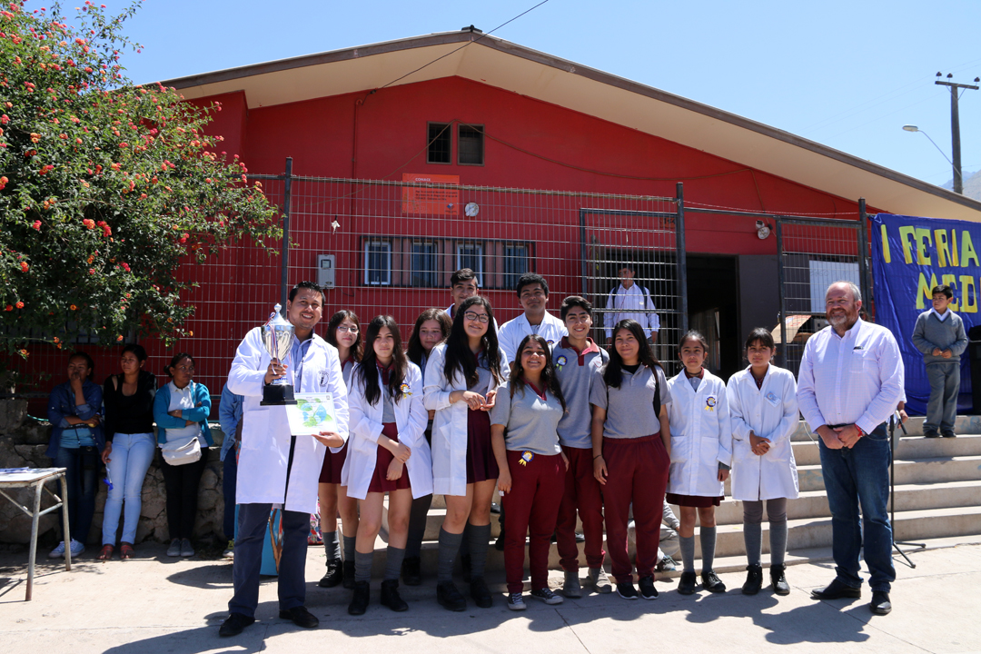 Photo of Realizan en Calingasta 2da Feria Científica organizada por escuela José Abelardo Núñez