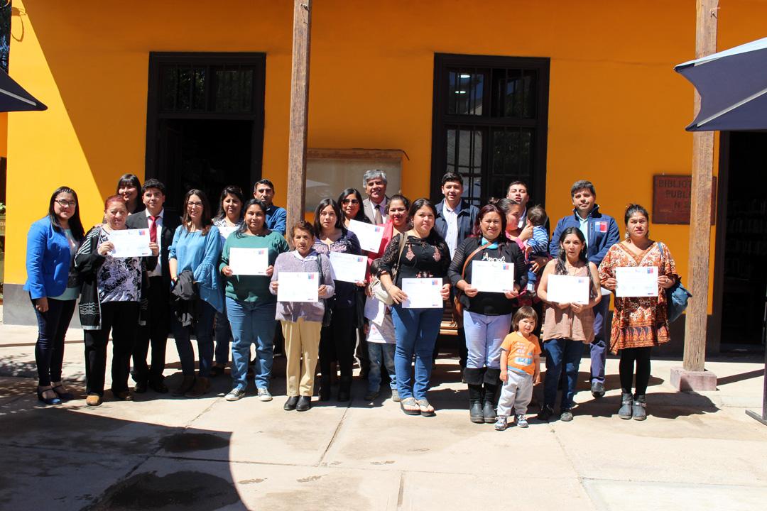 """Photo of Familias vicuñenses son beneficiadas con proyectos de """"habitabilidad"""" y """"autoconsumo"""""""