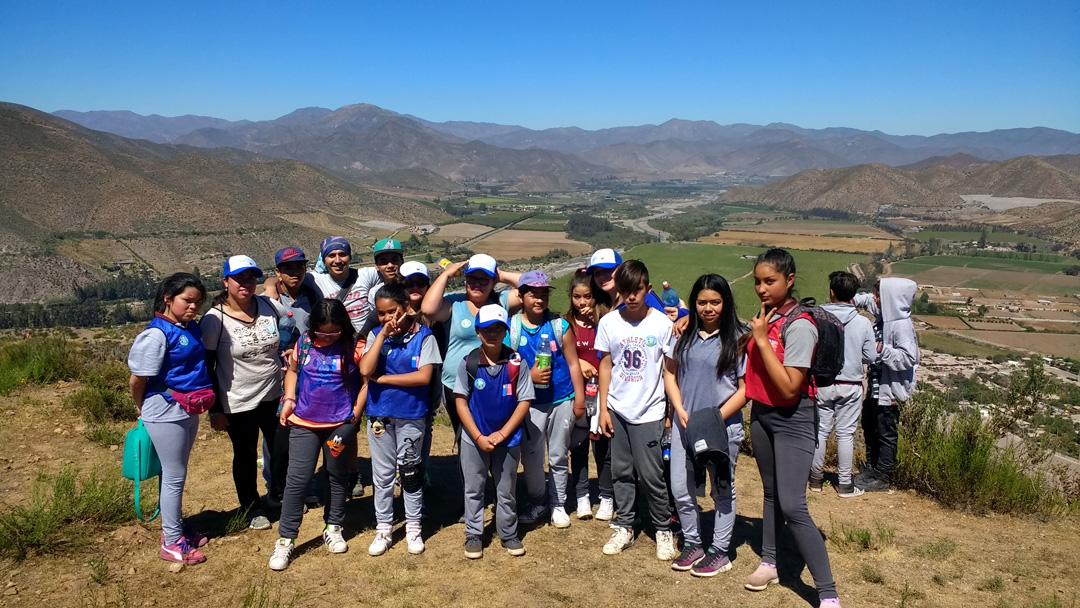 Photo of En Marquesa se vivió 7mo Encuentro Escolar Preventivo de Trekking