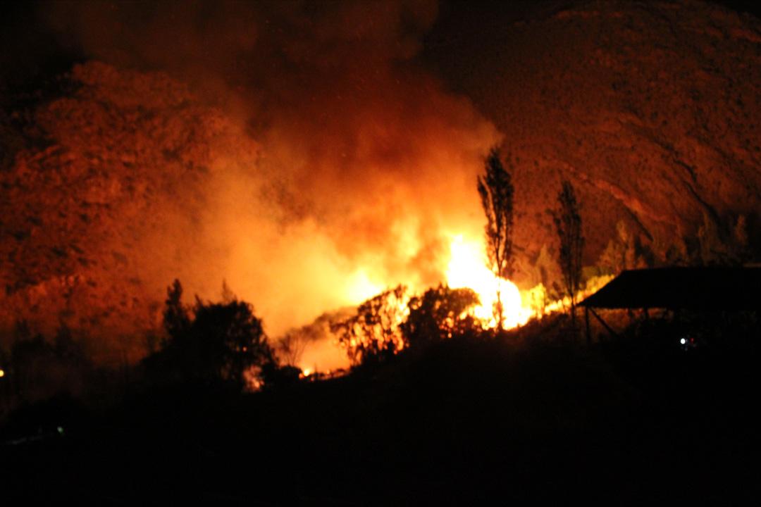 Photo of Fiscalía de Vicuña inicia investigación por incendio en Fundo Los Nichos de Pisco Elqui