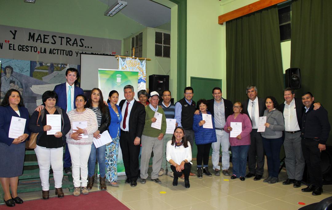 Photo of 74 familias de Vicuña recibieron subsidios del programa de Protección del Patrimonio Familiar