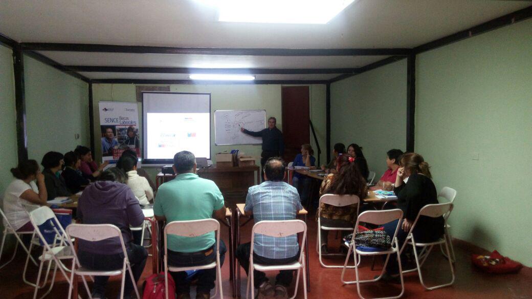 Photo of Oficina de la Mujer impulsa cursos de negocios y peluquería en localidades de Vicuña