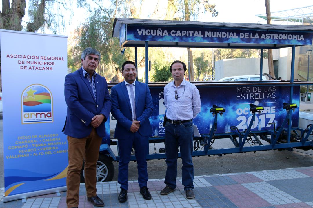 Photo of Regiones de Atacama y Coquimbo buscan avanzar en materias de astroturismo
