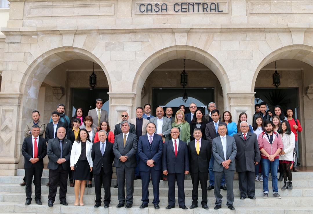 Photo of Vicuña establece convenio con la ULS para fortalecimiento de formación inicial de profesores