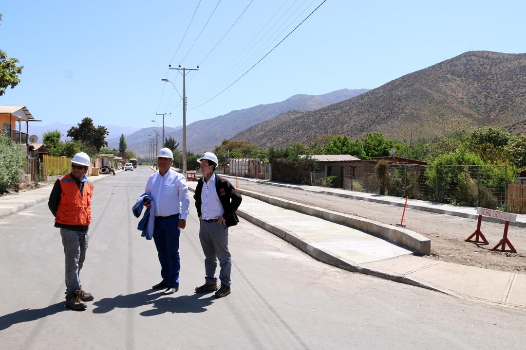 Photo of Destacan proceso de pavimentación en la localidad de Marquesa