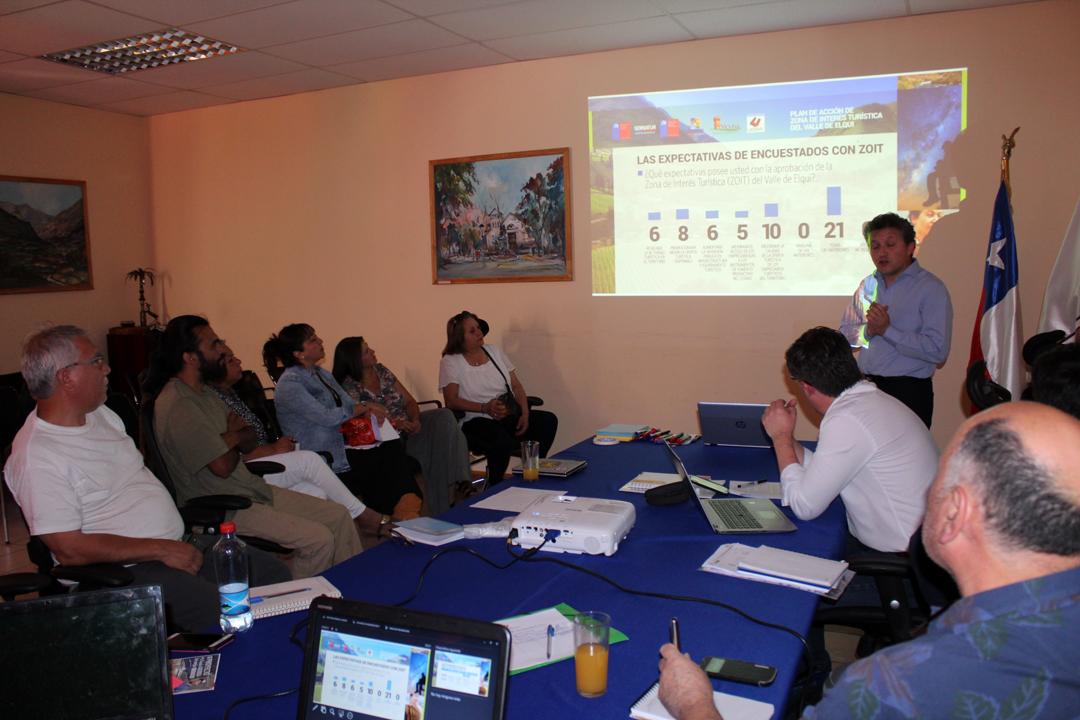 Photo of Empresarios turísticos de Paihuano y Vicuña  conocen detalles del programa ZOIT