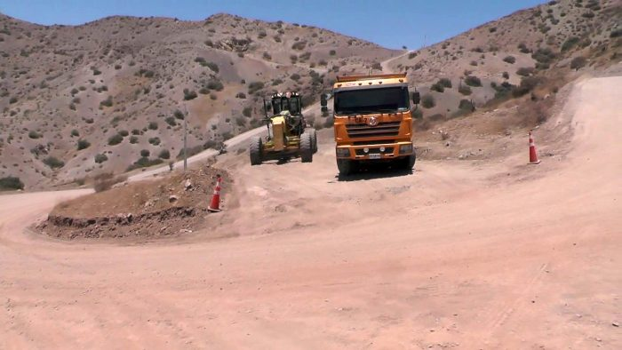 Photo of Anuncian pavimentación de camino que une Río Hurtado con Vicuña