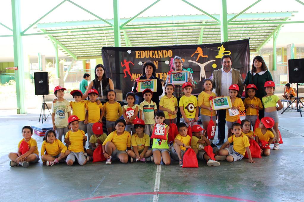Photo of Destacan a colegios que promueven hábitos saludables en Peralillo