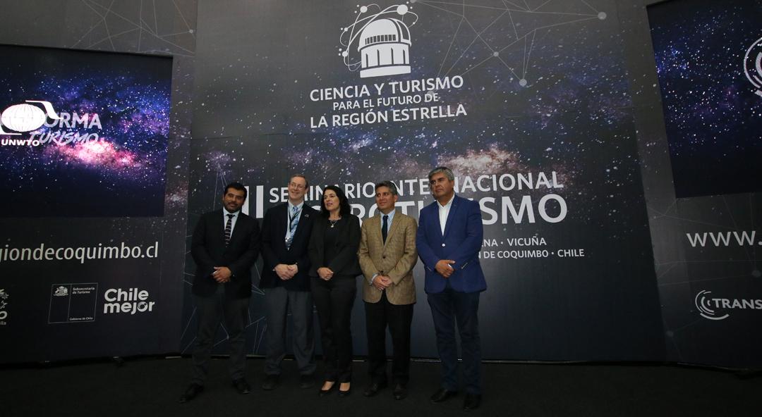 Photo of Vicuña se hace parte de Seminario Internacional de Astroturismo