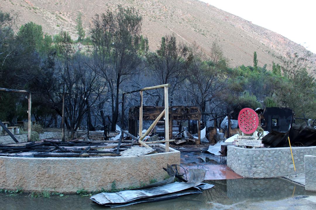 Photo of Fiscalía de Vicuña continúa con la investigación del incendio del Pueblo Artesanal de Horcón