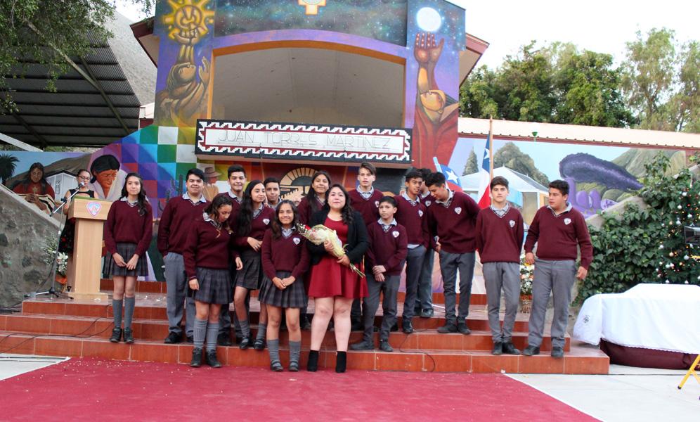 Photo of 16 estudiantes son los nuevos egresados de la escuela Juan Torres Martínez de Diaguitas